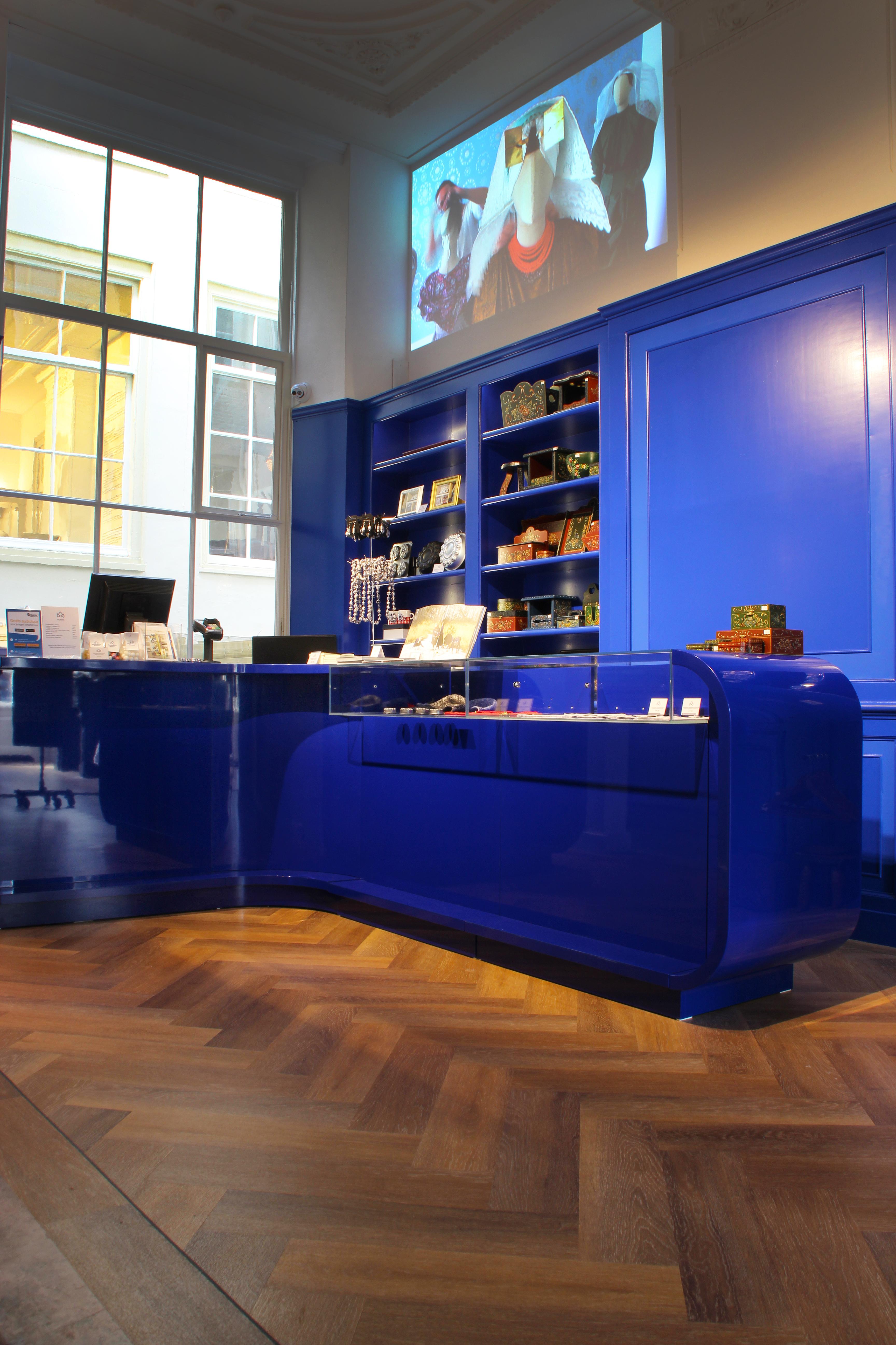 Museumwinkel Het Klederdrachtmuseum Amsterdam
