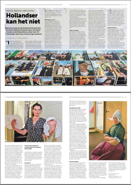 klederdrachtmuseum pers Z-krant nr8 2016