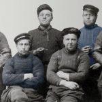 Dutch Costume museum vissers truien