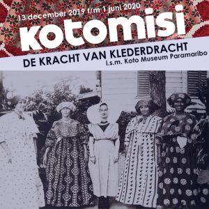 kotomisi expositie klederdrachtmuseum